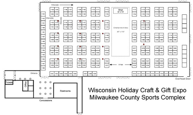 Craft Fair Milwaukee County Sports Complex